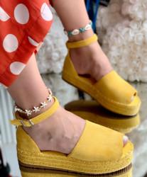 Sandale Dama Cod: V 2206 Yellow