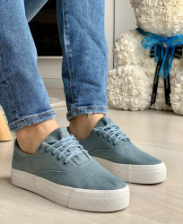 Tenisi Cod: 1991 Denim Blue