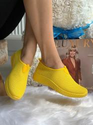 Espadrile cod: W-5 Yellow