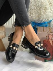 Pantofi cod: 805 Black