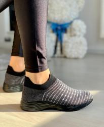 Pantofi sport cod: 11-20 Black