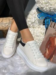 Pantofi sport cod: J79-1 White/Black