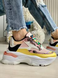 Pantofi Sport Cod: Ral-74 Pink