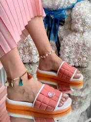 Papuci Dama cod: LT181-3 Apricot