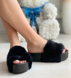 Papuci Dama Cod: PM55-1 BlACK