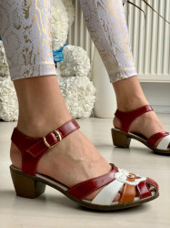 Sandale Cod: L82 RED