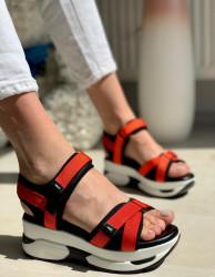 Sandale Dama cod: Y624 RED