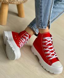 Adidas Gheata Cod: J2175-3 Red