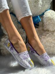 Espadrile Cod: 098 Purple