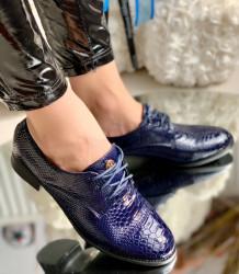 Pantofi Casual Cod: 3122-A2 Blue