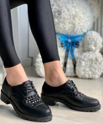 Pantofi Casual Cod: A365987 Black