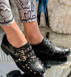 Pantofi cod: HQ-3K32-1 Black