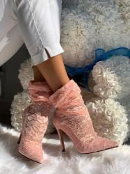 Pantofi cod: M2L3 Pink