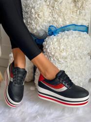 Pantofi sport cod: AB-518 Black