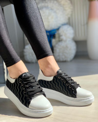 Pantofi Sport Cod: Exist Black
