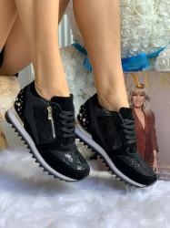 Pantofi sport cod: G-126 Black