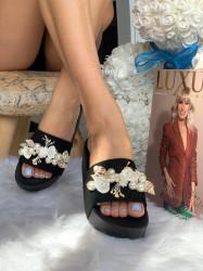 Papuci cod: MM51-1 Black