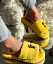 Papuci de casa cod: Karl 86 Yellow