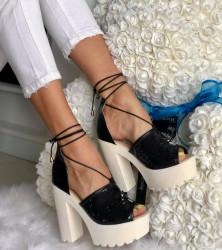 Sandale Cod: FR62 Black