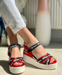 Sandale cod: YL71-39 RED