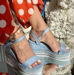 Sandale Dama Cod: JS-2951 BLUE
