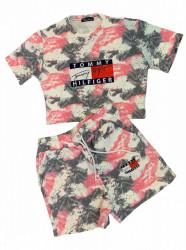 Compleu Dama Cod: Th Grey/Pink