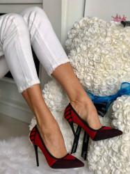 Pantofi Cod: 3051-4 RED