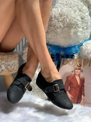 Pantofi cod: A-19 Black