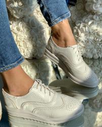 Pantofi Cod: BL 021 White