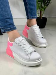 Pantofi sport cod: BK927-46 WHITE/ROSE