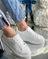 Pantofi Sport Cod: FCL701-1 White