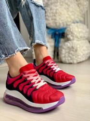 Pantofi Sport Cod: J188-6 Rose/Red