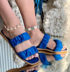Papuci Dama cod: C 538 Blue