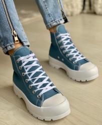 Adidas Gheata Cod: J2175-5 Blue