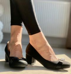 Pantofi Cod: A-1 Black