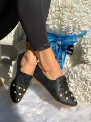 Pantofi cod: Eda 10 Black