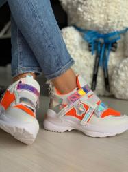 Pantofi sport cod: BO-237 Orange