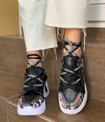 Pantofi sport cod: LA61 Black