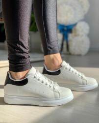 Pantofi Sport Cod: SN-265 White/Black