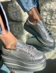 Pantofi Sport Cod: US-100 Silver