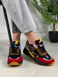 Pantofi sport cod: X2880 BLACK