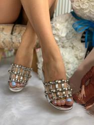 Papuci cod: 70-20 Silver