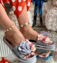 Papuci Dama cod: 0102 Silver