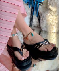 Papuci Dama cod: YES-6918-9 Black