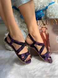 Sandale cod: 106 Purple