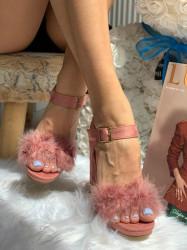 Sandale cod: SS18 Pink