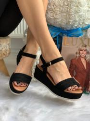 Sandale cod: Y632 Black