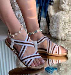 Sandale Dama Cod: 7719 White