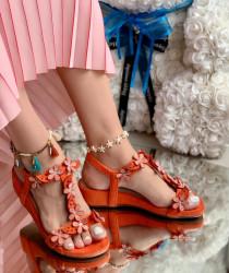 Sandale Dama Cod: Y99898 Orange