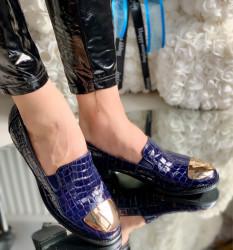 Pantofi Casual Cod: 3122-3 Blue